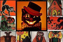 Halloween: Spooky! ☻ ~ Halloween: / by Irene Niehorster