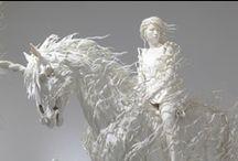 Paper Art and Design ~ Diseño y Arte de Papel / by Irene Niehorster