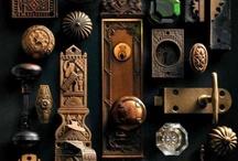 Hardware, Ironwork, Architectural Details ~ Ferretería, Herraje, Detalles Arquitectonicos / by Irene Niehorster