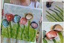Kiddo Art / by Reeve Coobs