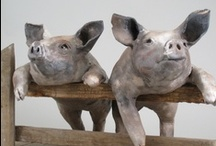 Whimsical Sculpture / by Sally Conklin