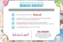 DREAM DAY GIVEAWAY!  / The contest has officially ended! Thanks for participating!  / by George Street Photo & Video
