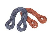 Mammut Products Ropes / For more then 150 years, Mammut ropes have been an outstanding example of our uncompromising quality demands in the manufacture of mountain sports equipment.  / by Mammut