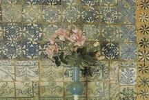 Ceramic Tiles / by Sally Conklin