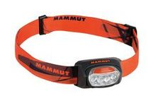 Mammut Products Headlamps / Our mission is «Light under Control» and that is what you realize immediately with all our headlamps. Our headlamps fully control the efficiency, emission and range of light, and they prove their reliability and ease of use under the most challenging conditions. Adding our cutting-edge electronics paired with useful features and you have what makes Mammut headlamps a reliable companion in all outdoor-endeavours. To never get lost in the dark! / by Mammut
