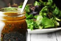 Salad Dressings and Sauces / Food and Drink / by Clarice Hurst