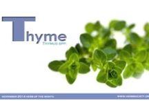 Thyme / by Herb Society of America