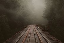 Taking the Long Way / Take the scenic route.... / by FOLK Magazine