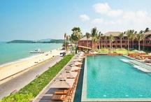Hansar Samui Resort / Luxury Resort & Spa in Koh Samui, Thailand / by Hansar Hotels