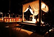 Beach Bar Hansar Samui / Beach Bar Happy Hour 13.30 - 14.30     18.30 - 19.30     21.30 - 22.30 / by Hansar Hotels