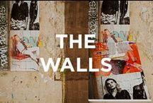 WALLS / by FORWARD by Elyse Walker