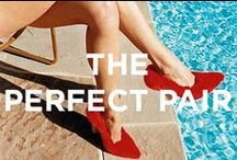 THE PERFECT PAIR / by FORWARD by Elyse Walker