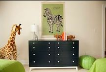 Cool Stuff for Kid(s) Room / by Jennifer Ballard Tully
