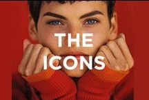 THE ICONS / by FORWARD by Elyse Walker