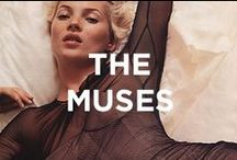 THE MUSES / by FORWARD by Elyse Walker
