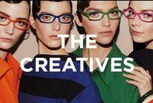 THE CREATIVES / by FORWARD by Elyse Walker