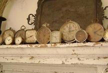 old clocks / by Ria Glas