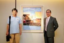 Art Exhibition / www.hansarbangkok.com / by Hansar Hotels