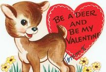 Lovey Dovey Stuff... / Ideas and Inspiration for Valentine's Day / by Cass Can Sew