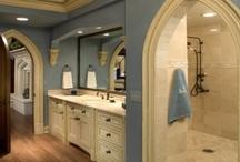 Bathrooms / by Beth Davis