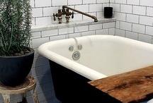 Bathroom inspirations / by Heather Marano