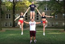 Cheer / by Nicole Williams