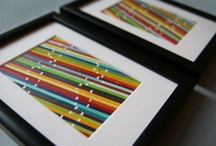 Things to do with paint chips / by Angie Wynne