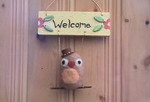 For the Home / Cool handmade items for home or office xx / by DragonflyRidge
