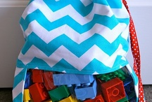 Try to Sew It (Someday. Perhaps) / Potential sewing projects. Resources, too. / by Angie Wynne