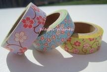 Gift Wrap Ideas [DIY & Etsy] / by Angie Wynne