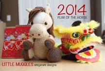 Chinese New Years / by Monica Maniatakos