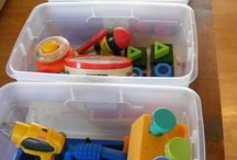 Toy Rotation Ideas / by Angie Wynne
