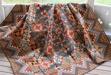 History Buff - Reproduction Fabrics / Quilts and fabrics inspired by various eras in time.   / by Fat Quarter Shop