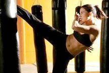 Kickboxing / by Monica Maniatakos