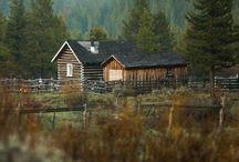 vintage cabin / by Kellie Cunningham