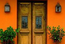 Enter....if you dare / Something about a door, entry that invites or discourages / by Home Settlement Network/ RE/Act RECS