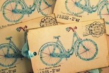 Bike Art / Interesting photos, drawings, etc. about bikes and biking. / by Pedal Pirates Cycle Crew