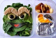bento. / bento lunches / by cheryl @ a pretty cool life.