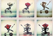 :: stroller shopping :: / by Orchard Press