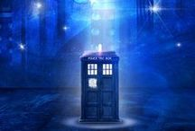 dr. who / by Hannah Goodfellow