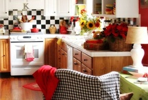 Heart of the Home  / kitchen / by Angela Craft
