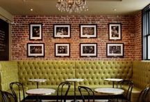 Commercial Interiors / by Amy Stanley
