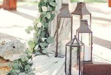 WEDDING CEREMONY DECOR / by Amy Stanley