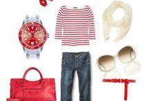 Crimson and Cream Style / by OU Alumni