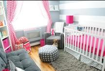 kid's room ideas / by Tierra Benjamin