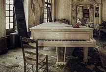 decaying abandoned historic beautiful / by Pam Kuenstler