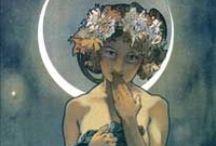 Art nouveau/Art Déco / by Pendientera