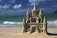 sand sculpture  / by Pam Kuenstler