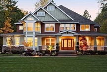 Dream Home Ideas / by Stacey Fimbres