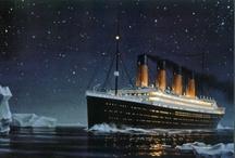 Titanic Then and Now / by Debora Orrick
